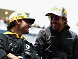 Brown: Sainz is 'high up' on their list of drivers