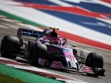 Ocon Disqualified from United States Grand Prix after Fuel Flow Offence