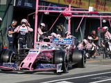 Racing Point join Formula 1's furlough group, Perez and Stroll take pay cuts