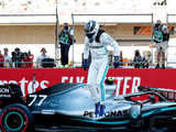 Race: Hamilton claims title No6 despite Bottas' US win