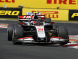 Haas Score First Points of Season After Pit Stop Gamble Pays Dividends for Magnussen
