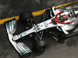 Hamilton, Mercedes set new records in Monaco