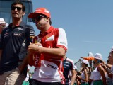 Alonso 'very happy' at Ferrari