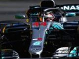 Hamilton fastest as F1 2018 begins