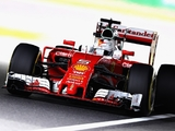 Vettel pleased to be ahead of Red Bull and 'close' to Mercedes