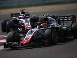 Magnussen pleased with Haas performance gains
