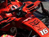Leclerc warns rivals with impressive pace