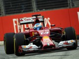 Alonso back on top in final practice
