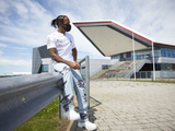 """Hamilton's F1 motorhome reminds him of """"some of the best days of my life"""""""