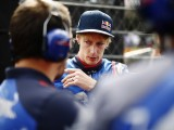 Toro Rosso's Brendon Hartley realised he must defend himself in F1