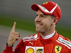 Sebastian Vettel surprised by Ferrari's front row lock-out in Bahrain