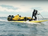 Video: Surf's up as Renault unveils 2016 livery