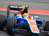 Pertamina to stop advertising on Manor cars after Rio Haryanto demotion
