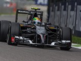 Gutierrez penalised for clash with Grosjean