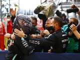 Mercedes strategists 'adamant' to pit after Hamilton ignored first call