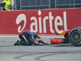 Vettel: I don't know what to say