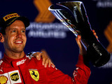 Vettel encouraged by fans letters and notes