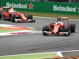 Raikkonen far from content despite faring better against Vettel