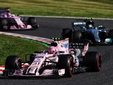 "Force India's Bob Fernley: ""The entire team can be proud of our performance"""