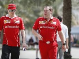 Kimi Raikkonen's race engineer leaves Ferrari Formula 1 team