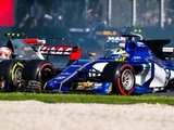 Sauber baffled by no Magnussen penalty