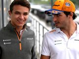 McLaren hail 'great' Sainz and Norris