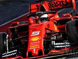 Vettel fastest for Ferrari on opening morning of F1 testing