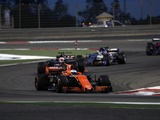 Alonso: I don't know if Vandoorne's DNS was good or bad luck