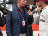 Brundle: Drivers star in Monaco