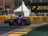 Sainz satisfied with Q3 appearance in Australia