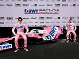 Racing Point reveal new all-pink RP20 livery