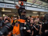 Force India full of energy and optimism heading to US
