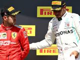'Deflated' Hamilton: Vettel made a mistake