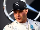 Bottas 'never noticed' Halo during race sim
