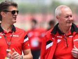 Manor chiefs Graeme Lowdon and John Booth resign