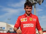 Charles Leclerc setting his sights high in Montreal