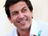 Wolff happy to turn things around