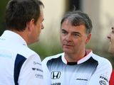 McLaren team manager Dave Redding to join Williams