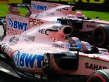 Force India drivers no longer free to race after Belgian GP clash