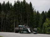 Hamilton in Prime Position in Styria after topping Final Practice at the Red Bull Ring