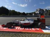 Esteban Gutierrez hit with five-place grid penalty for blocking Pascal Wehrlein