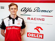 Alfa Romeo Racing ORLEN confirms Callum Ilott as Reserve Driver for 2021