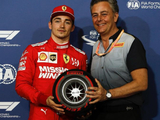 Leclerc pole the first of many - Ferrari