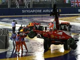 Singapore GP start crash: F1 fans have their say