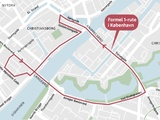 Copenhagen proposes figure of eight Danish GP F1 race