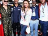 Riviera cast on Italian GP grid