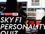 Which Sky F1 team member are you?