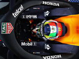 """""""A dream come true,"""" says Perez as he makes Red Bull track debut"""