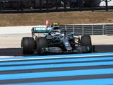 Bottas Leads Hamilton By 0.041 Seconds in Final French Grand Prix Practice