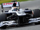Williams unable to surprise in 600th qualifying